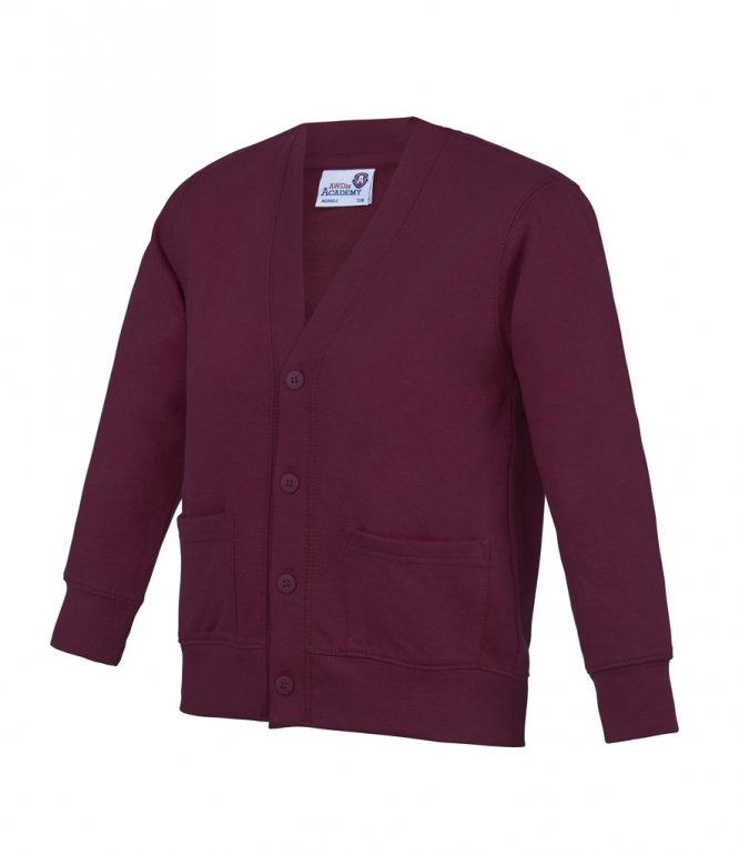 Image 1 of AWDis Academy Kids Cardigan