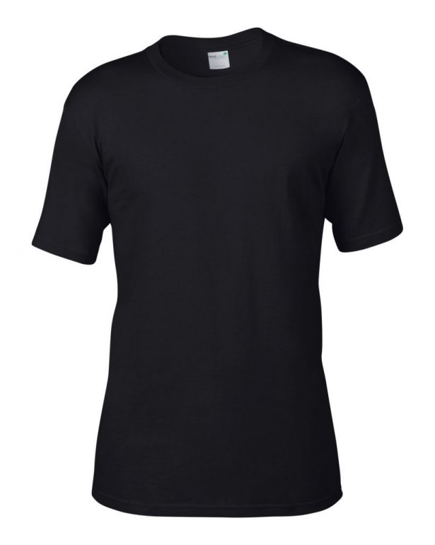 Image 1 of AnvilOrganic™ Crew Neck T-Shirt