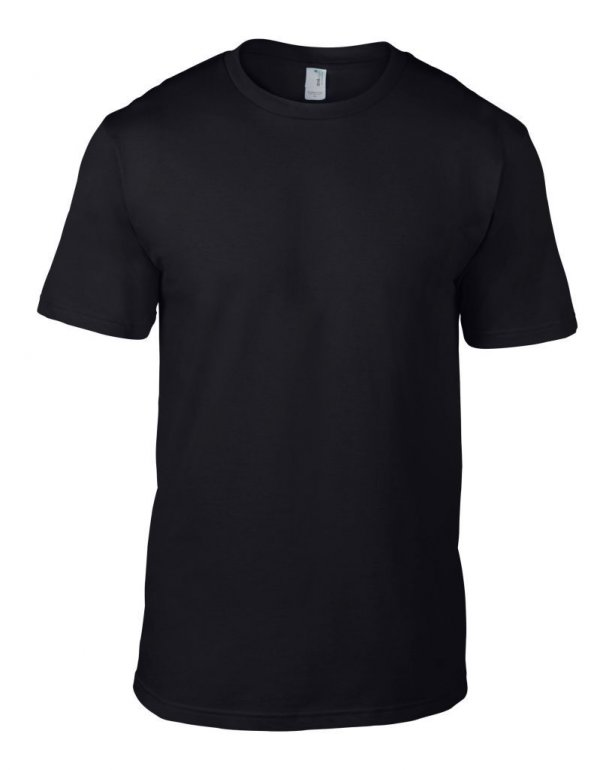 Image 1 of AnvilOrganic™ Fashion Basic T-Shirt