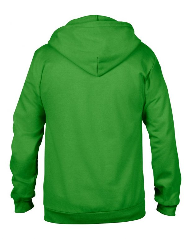 Image 1 of Anvil Fashion Full Zip Hooded Sweatshirt