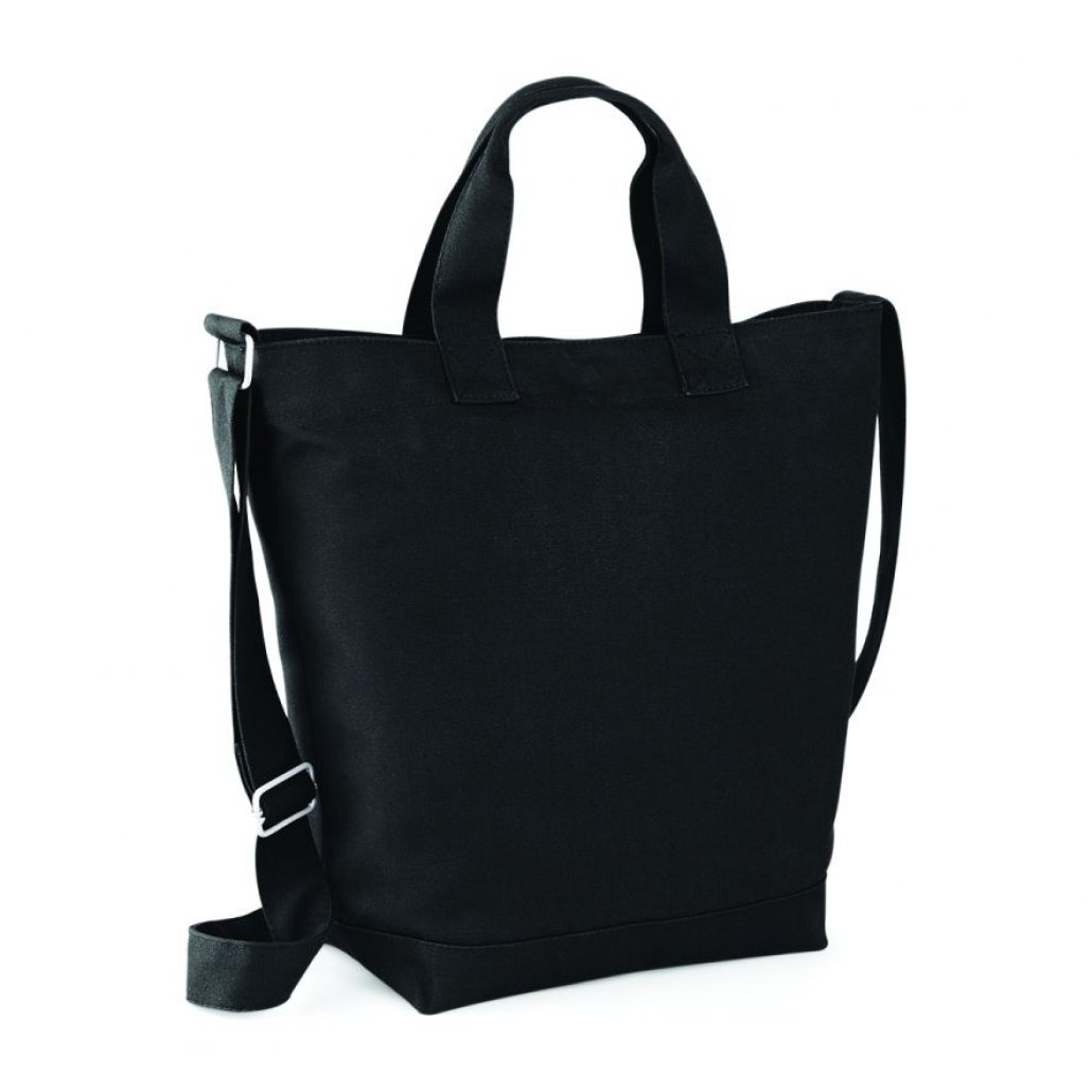 Image 1 of BagBase Canvas Day Bag