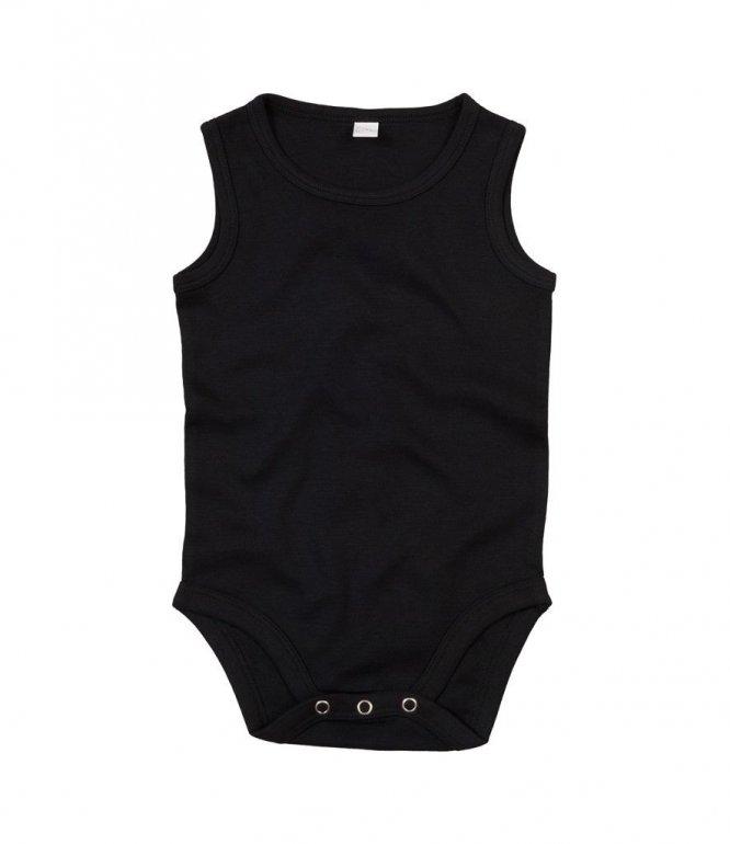 Image 1 of BabyBugz Baby Organic Vest Bodysuit