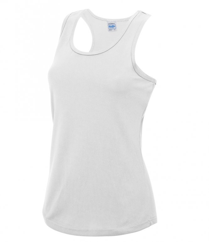 Image 1 of AWDis Cool Girlie Wicking Vest