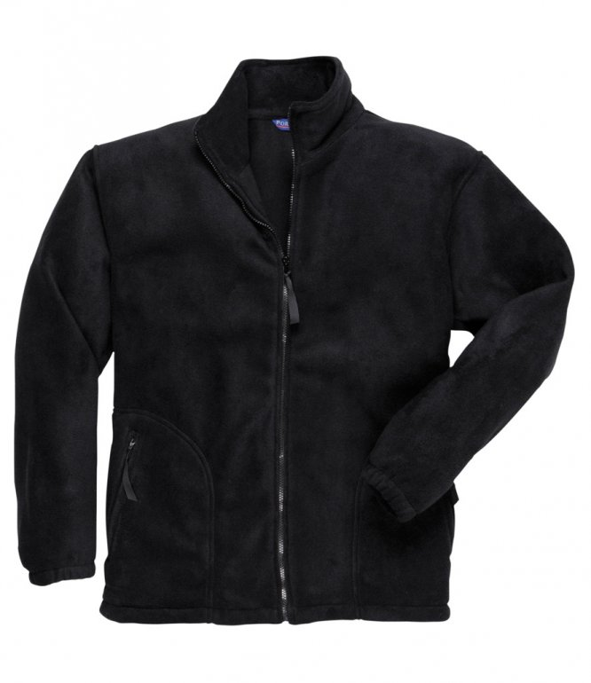 Image 1 of Argyll Heavy Fleece Jacket
