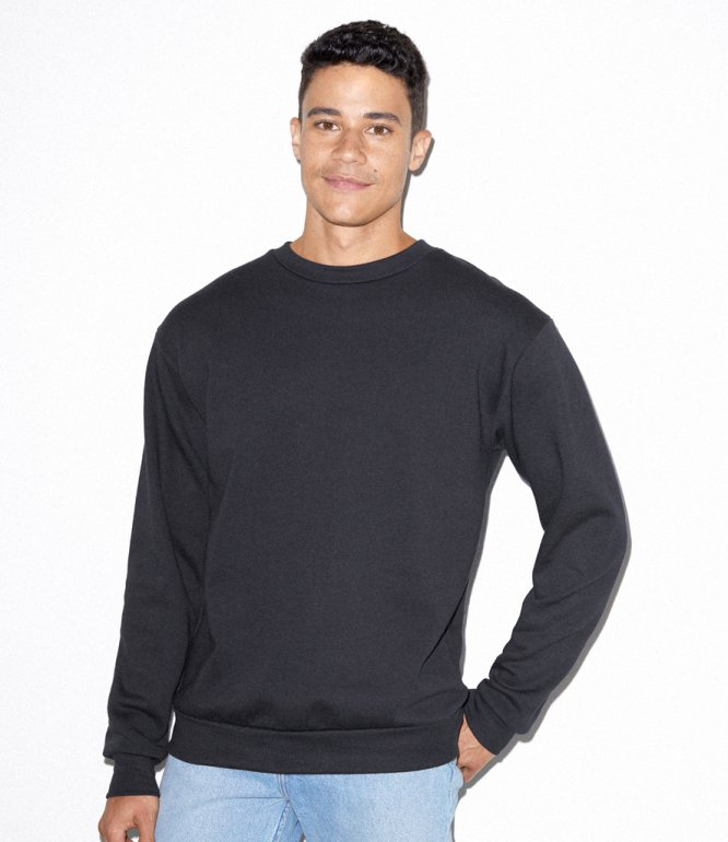 Image 1 of American Apparel Unisex Flex Fleece Sweatshirt