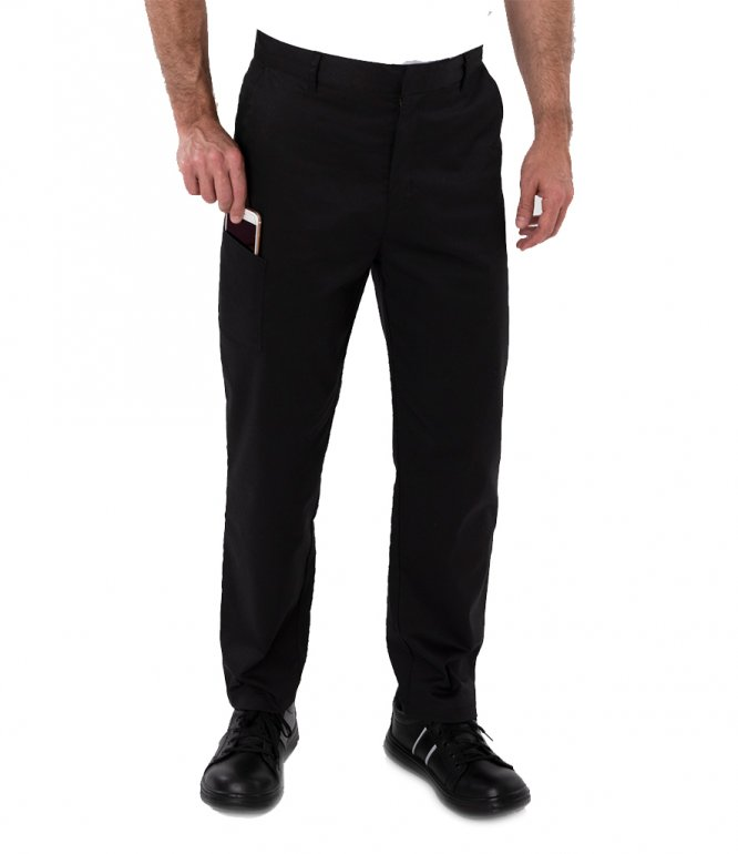 Image 1 of AFD Slim Fit Stretch Trousers