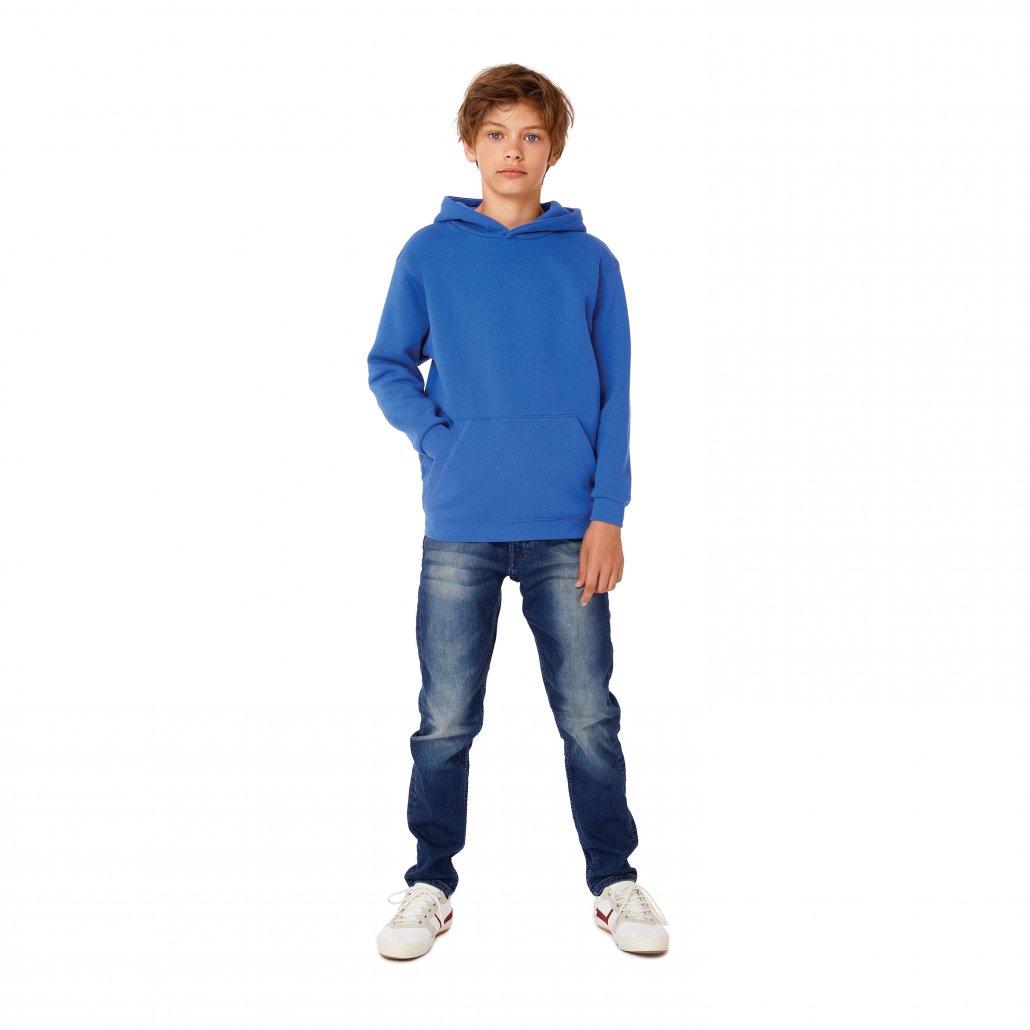Image 1 of B&C Hooded /kids