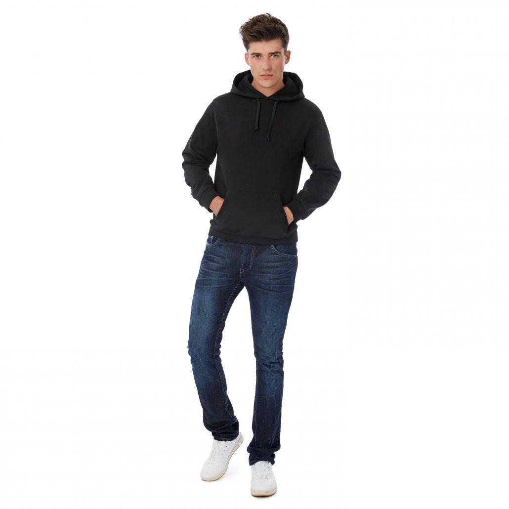 Image 1 of B&C ID.003 Hooded sweatshirt
