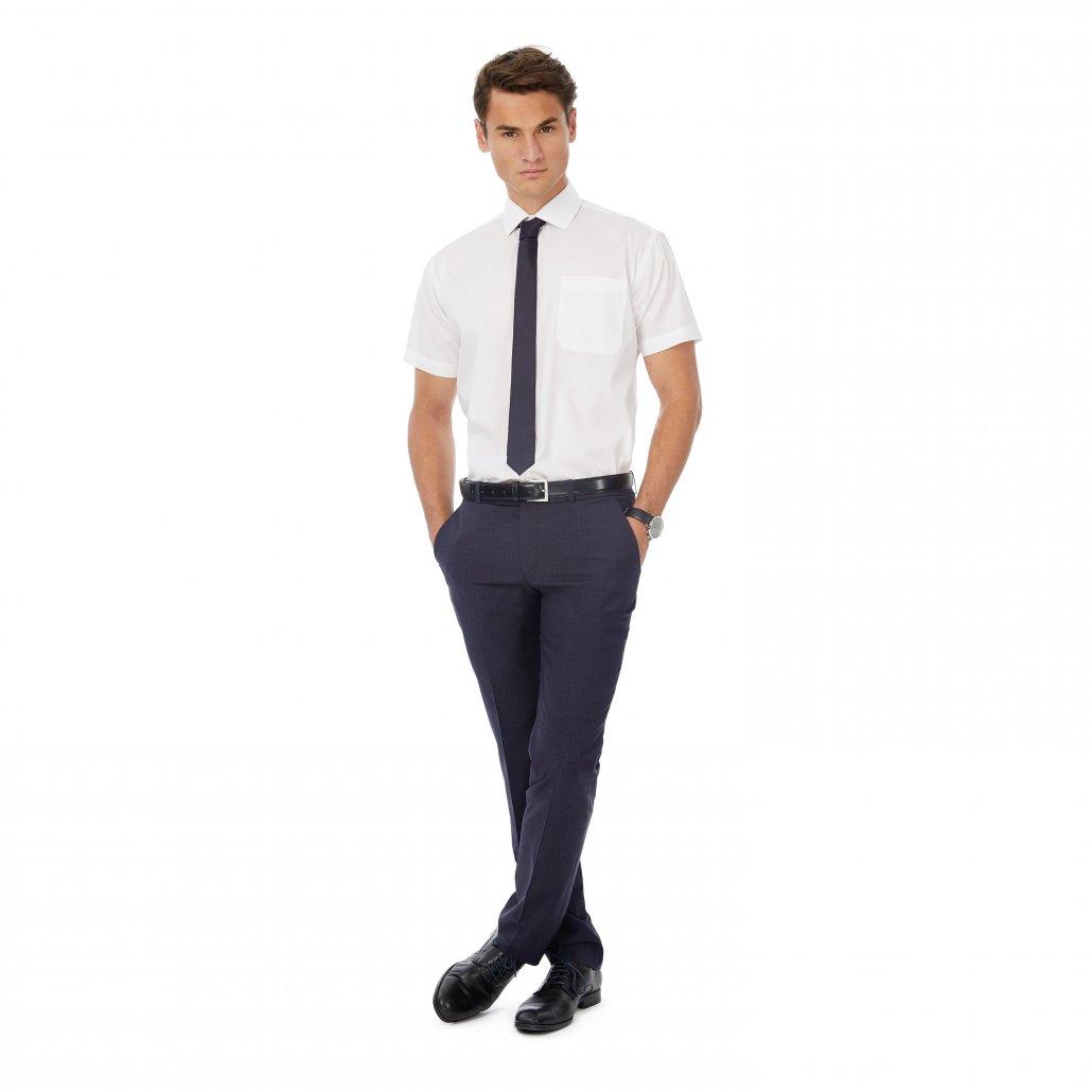 Image 1 of B&C Smart short sleeve /men
