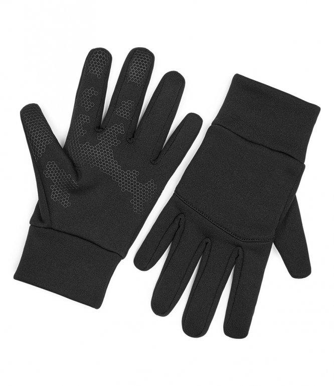 Image 1 of Beechfield Soft Shell Sports Tech Gloves