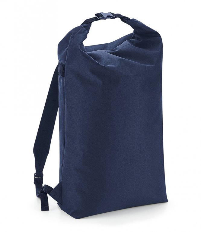 Image 1 of BagBase Icon Roll-Top Backpack