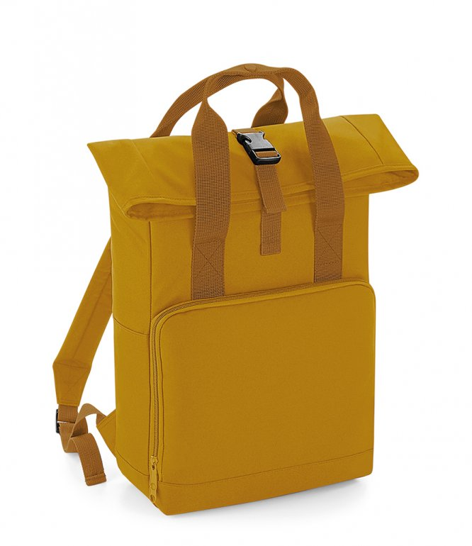 Image 1 of BagBase Twin Handle Roll-Top Backpack