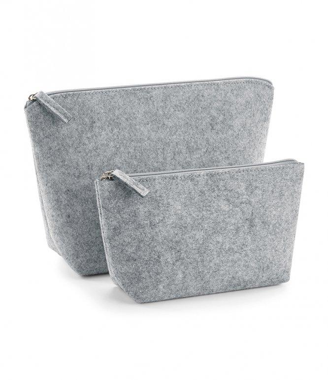 Image 1 of BagBase Felt Accessory Bag
