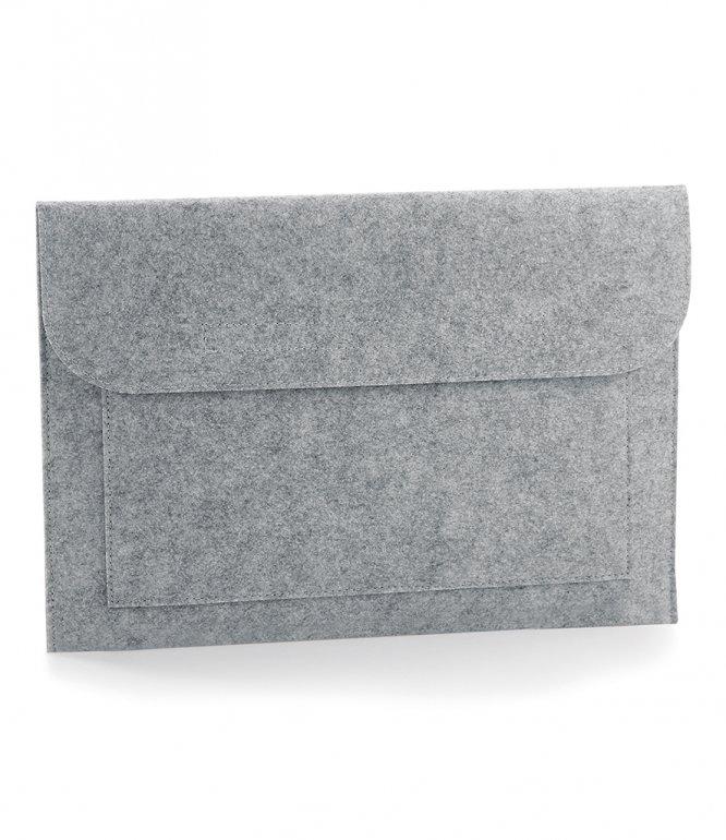 Image 1 of BagBase Felt Laptop/Document Slip