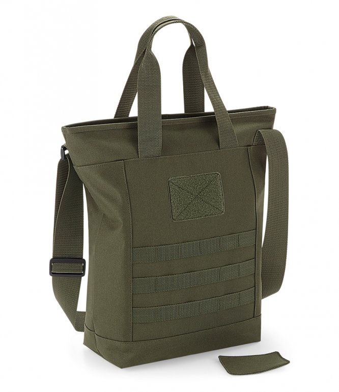 Image 1 of BagBase MOLLE Utility Tote