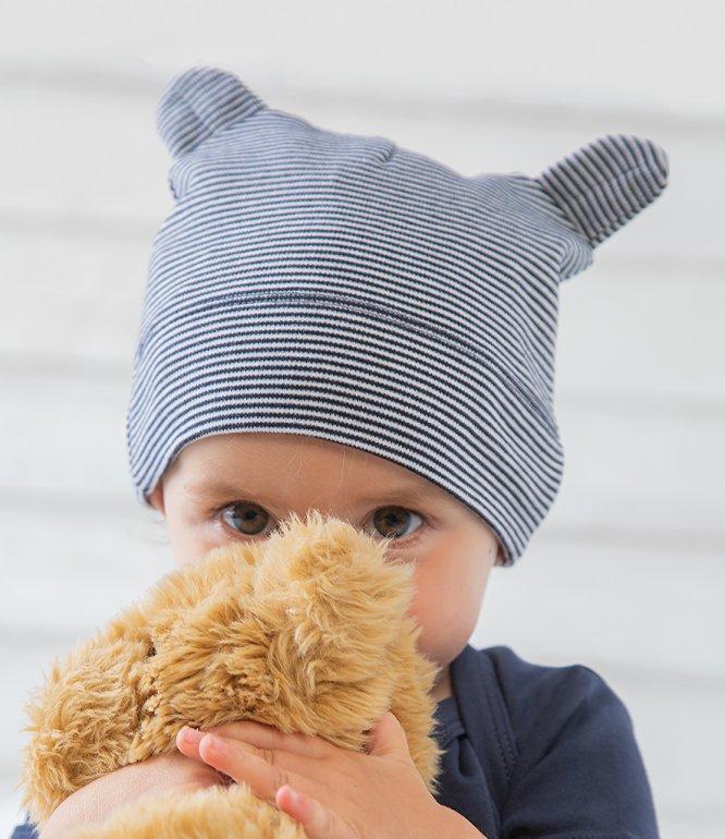 Image 1 of BabyBugz Little Hat with Ears