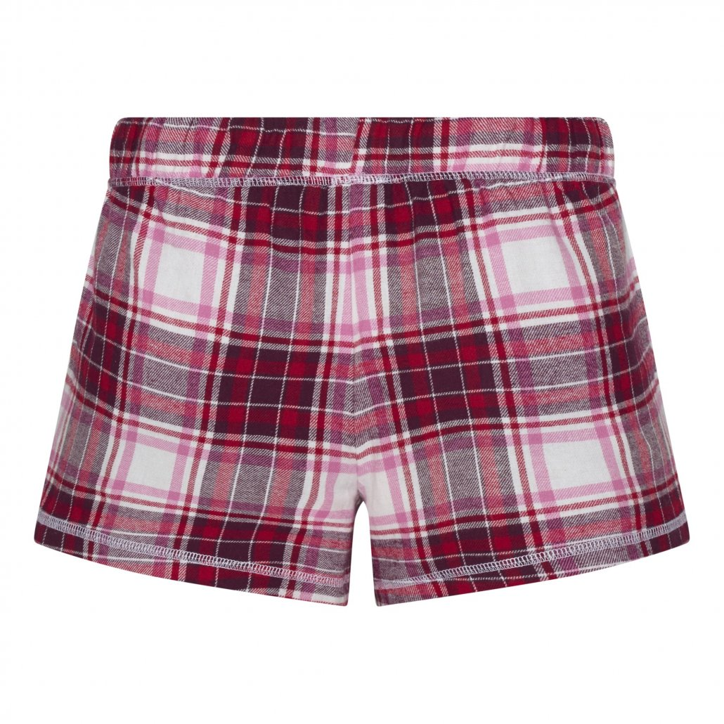 Image 1 of Gals flannel shorts