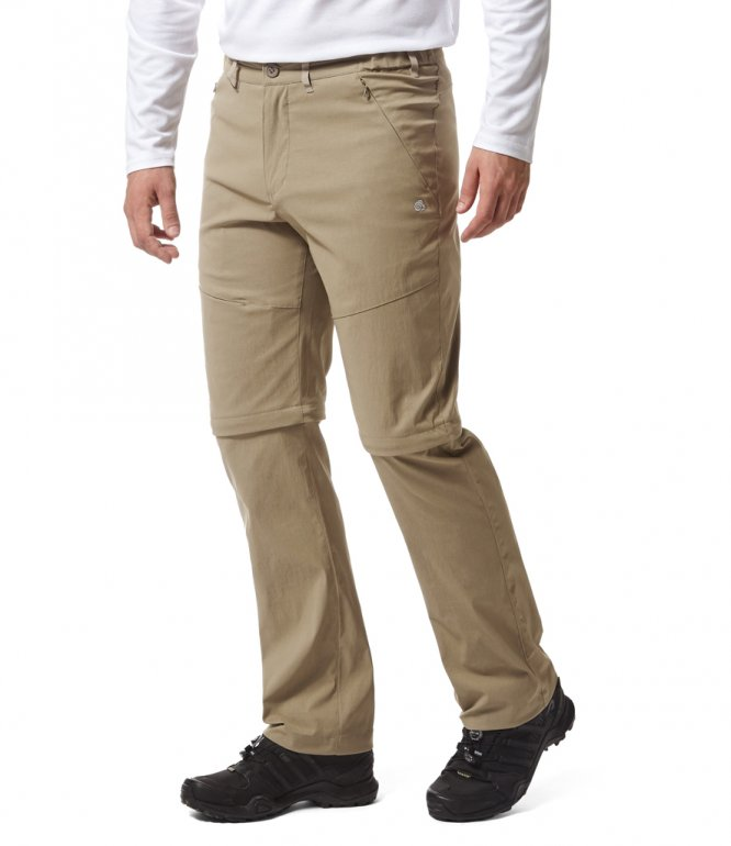 Image 1 of Craghoppers Kiwi Pro Stretch II Convertible Trousers