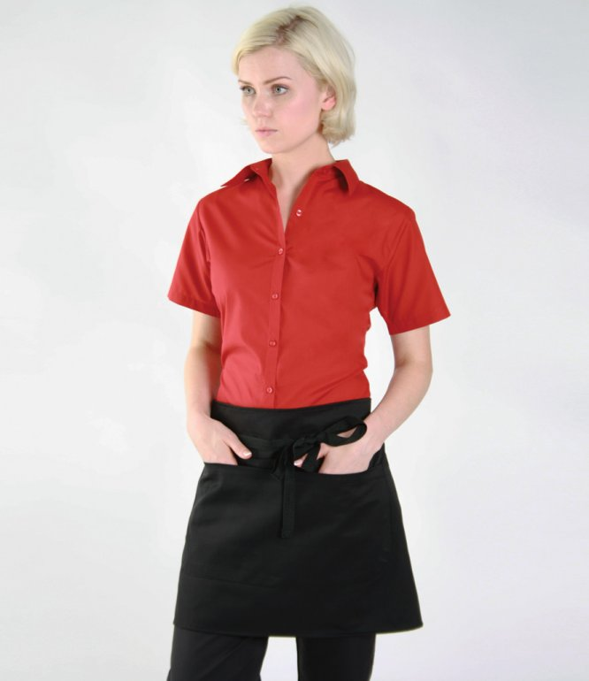 Image 1 of Dennys Bar Apron with Pocket