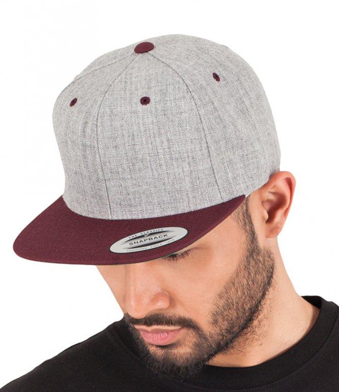Image 1 of Flexfit Two Tone Classic Snapback Cap