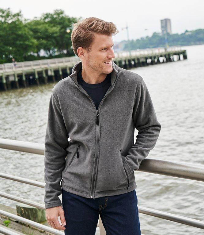 Image 1 of Gildan Hammer Micro Fleece Jacket