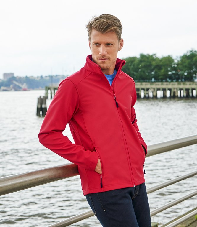 Image 1 of Gildan Hammer Soft Shell Jacket