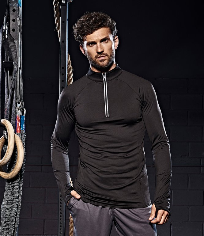 Image 1 of AWDis Cool-Flex™ Half Zip Top