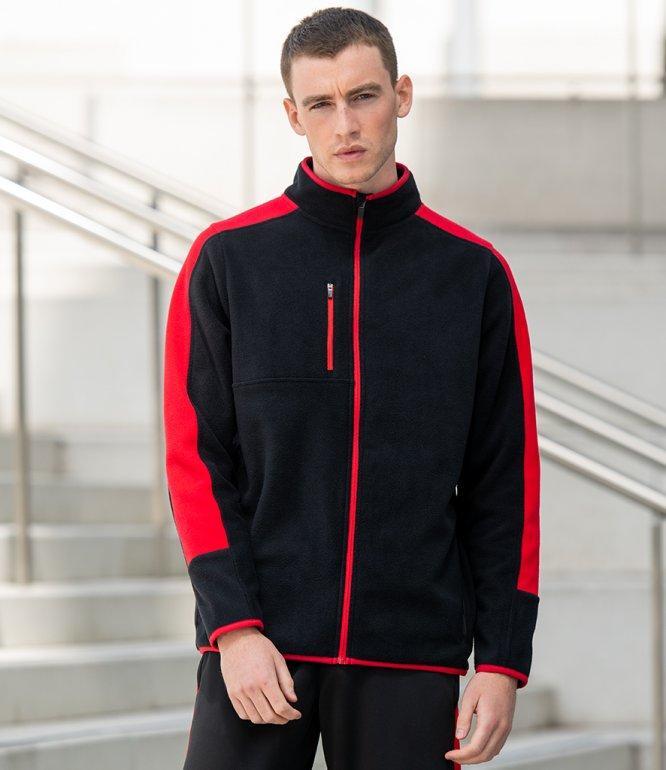 Image 1 of Finden and Hales Unisex Micro Fleece Jacket