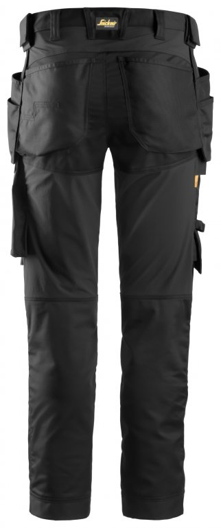 Image 1 of AllroundWork stretch trousers holster pockets