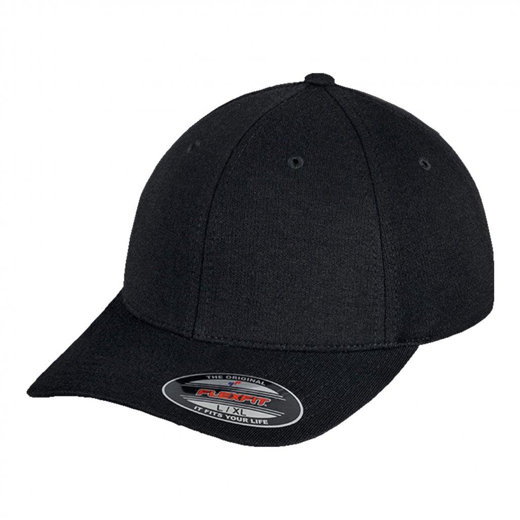 Image 1 of Flexfit double Jersey cap (6778)
