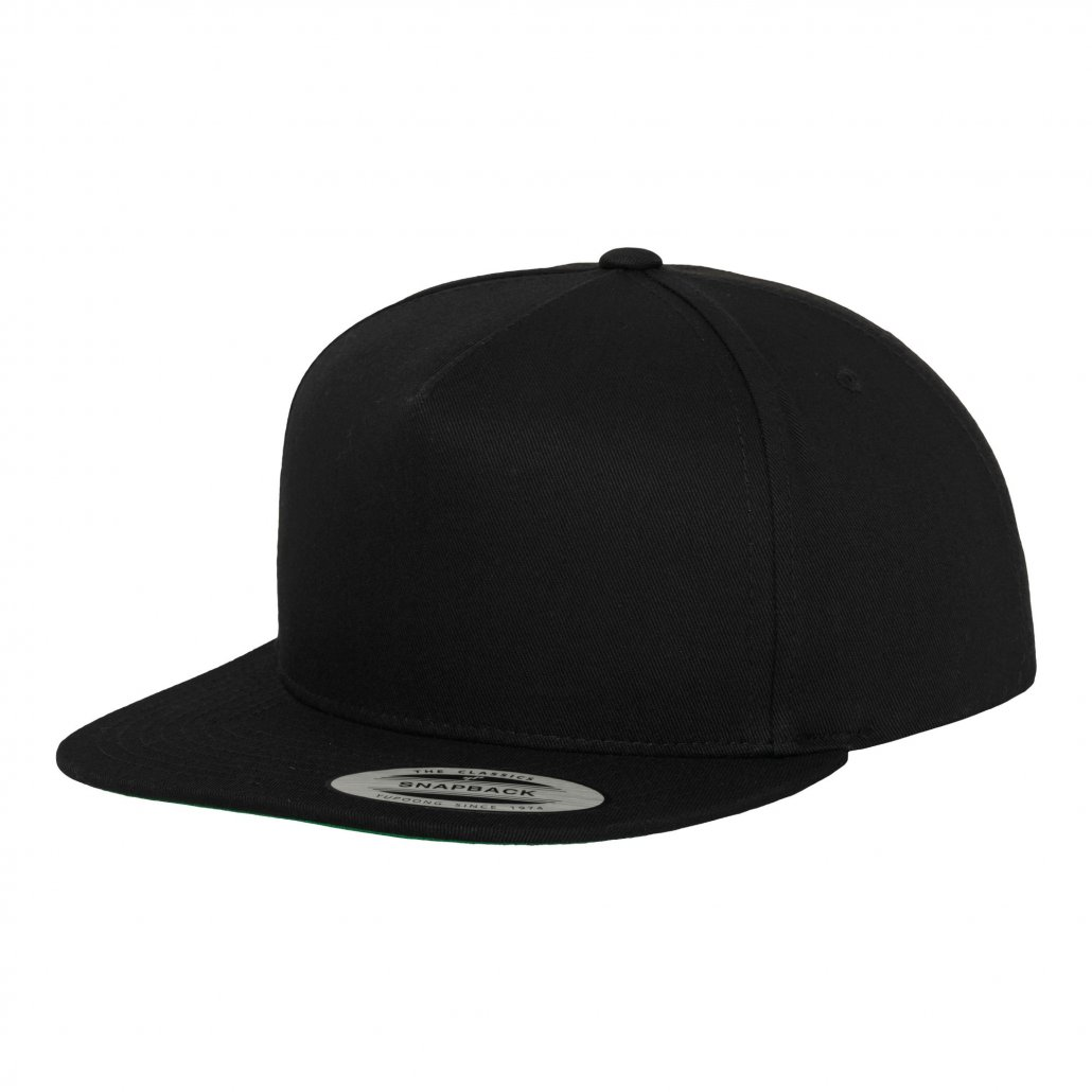 Image 1 of Classic 5-panel snapback (6007)