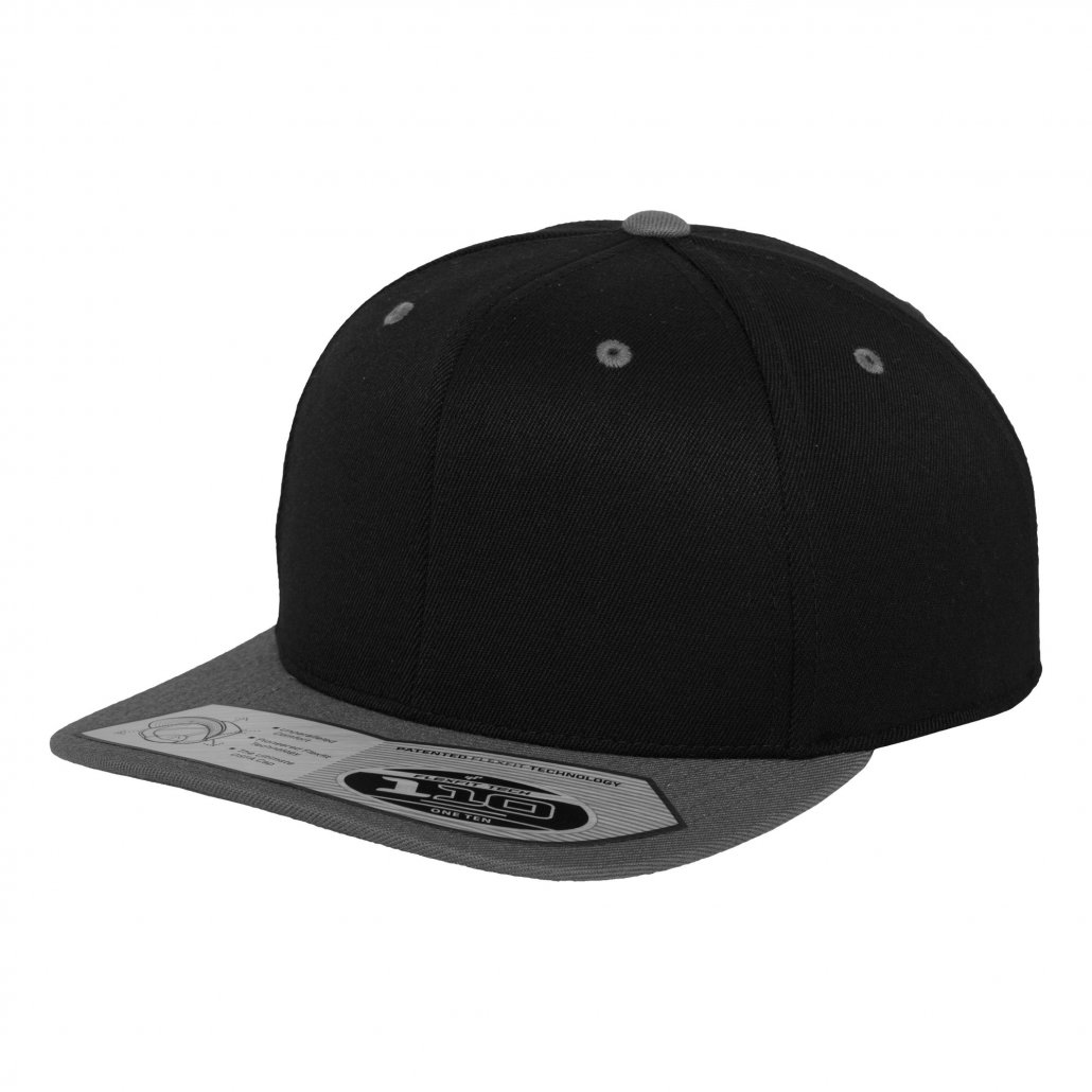 Image 1 of 110 fitted snapback (110)