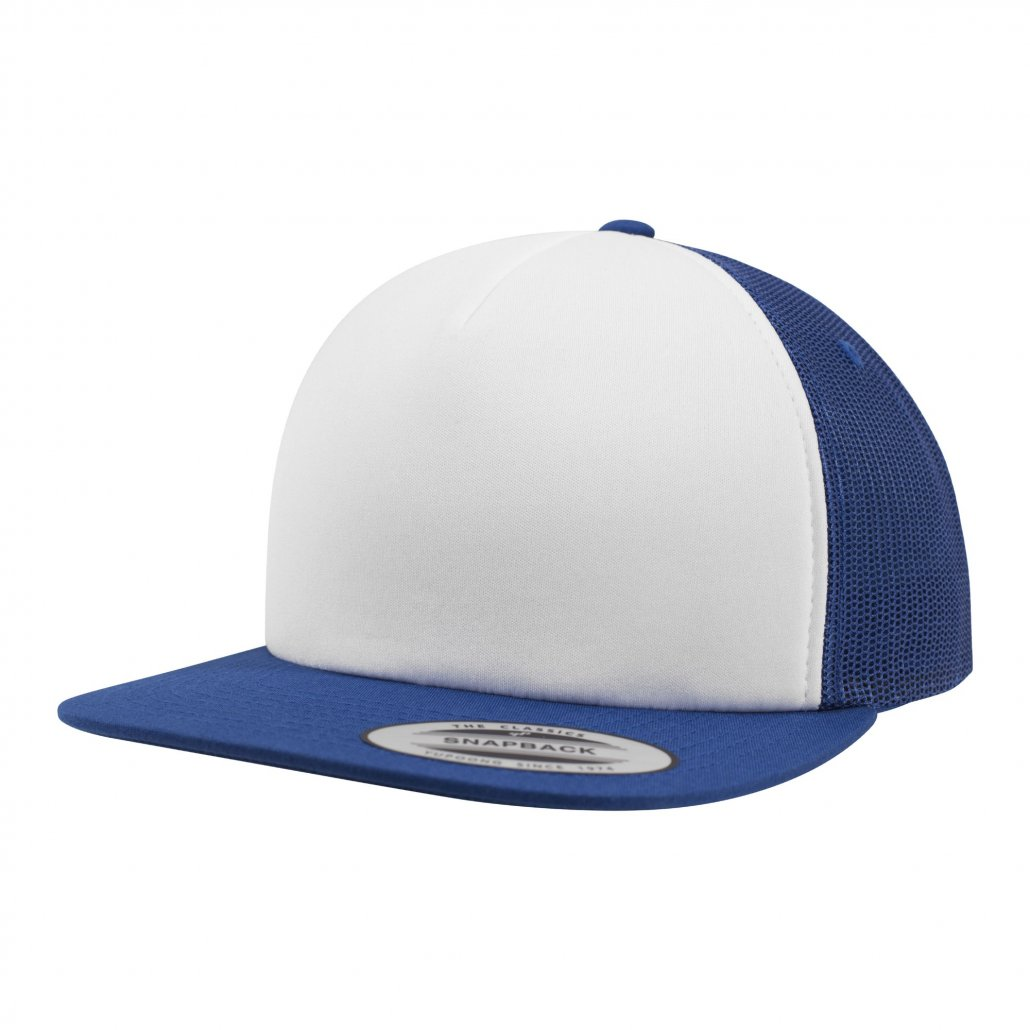 Image 1 of Foam trucker with white front (6005FW)
