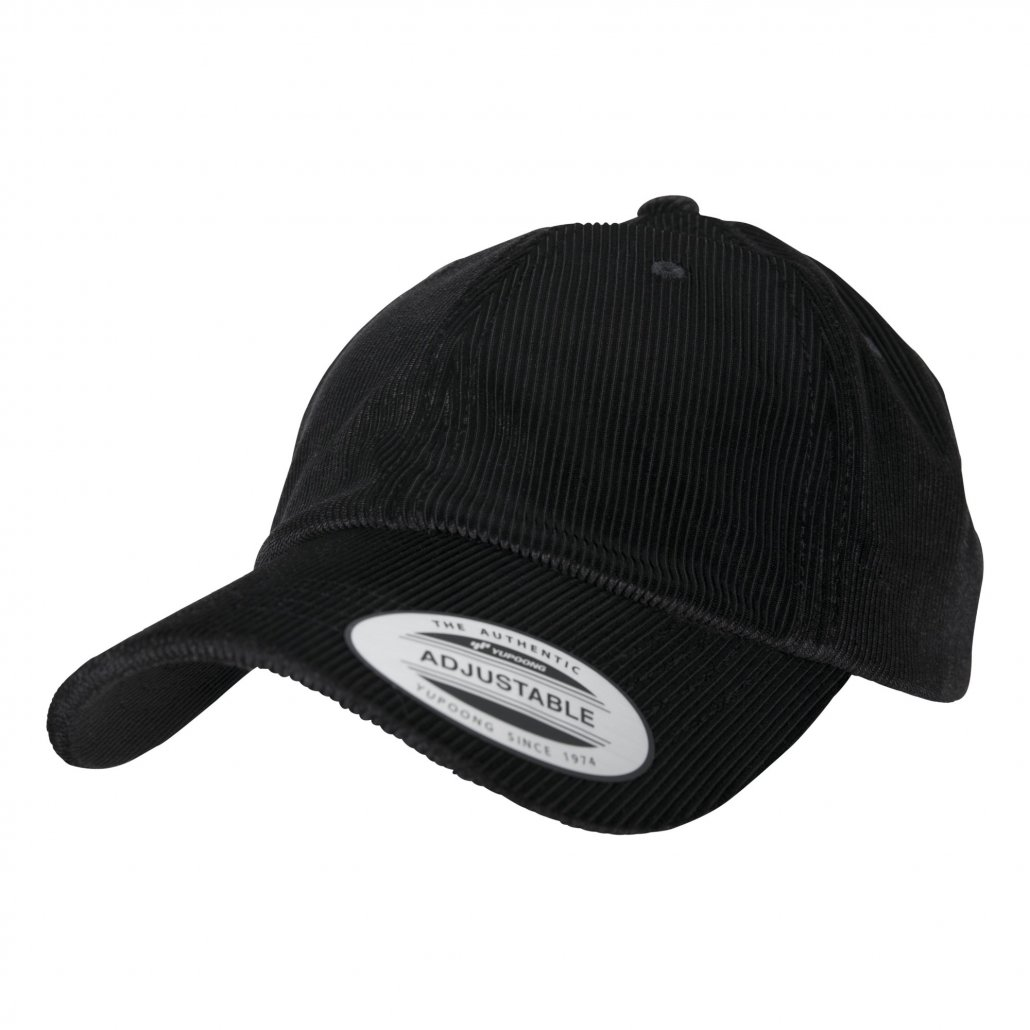 Image 1 of Corduroy satin dad cap (6245CS)