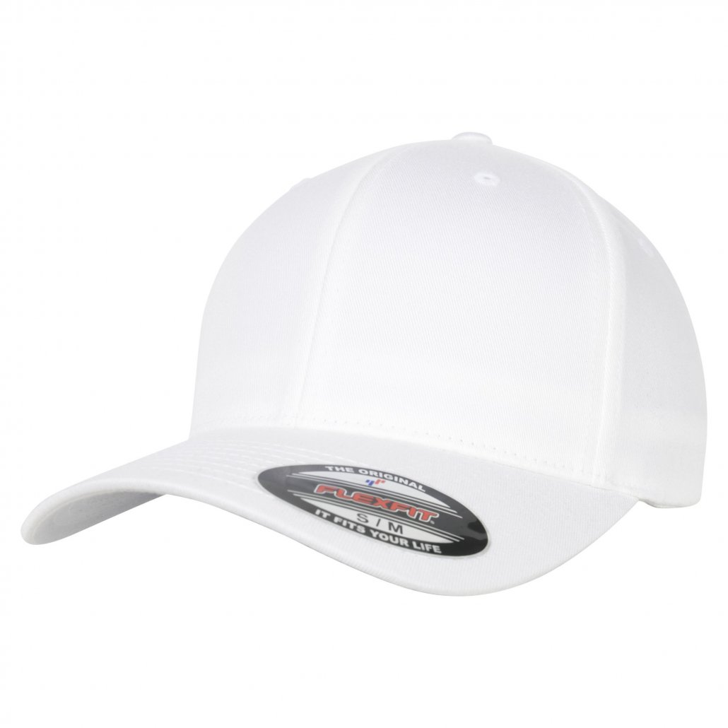 Image 1 of Flexfit organic cotton cap (6277OC)