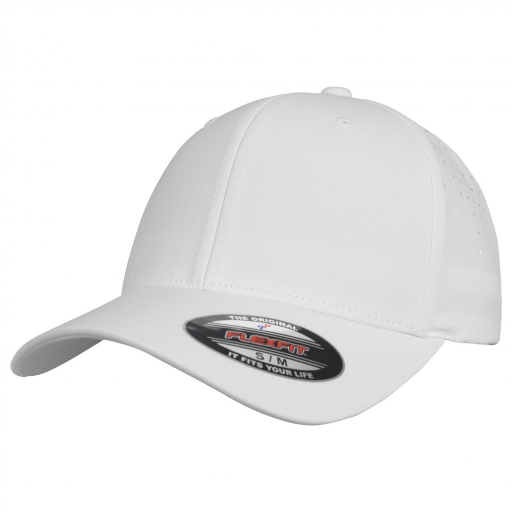 Image 1 of Flexfit perforated cap (6277P)