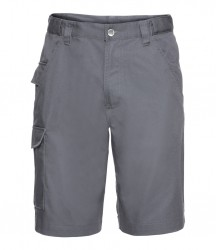 Russell Workwear Poly/Cotton Shorts image