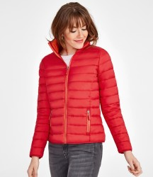 SOL'S Ladies Ride Padded Jacket image