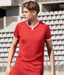 SOL'S Atletico Contrast T-Shirt image