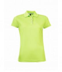SOL'S Ladies Performer Piqué Polo Shirt image