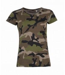 SOL'S Ladies Camo T-Shirt image