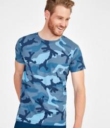 SOL'S Camo T-Shirt image