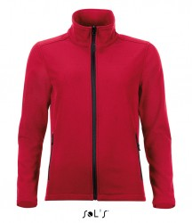 Image 4 of SOL'S Ladies Race Soft Shell Jacket