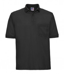 Image 9 of Russell Heavy Duty Piqué Polo Shirt