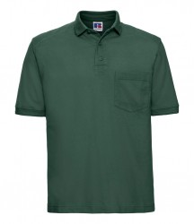Image 8 of Russell Heavy Duty Piqué Polo Shirt