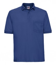 Image 7 of Russell Heavy Duty Piqué Polo Shirt