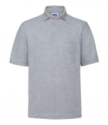 Image 4 of Russell Heavy Duty Piqué Polo Shirt