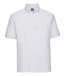 Image 2 of Russell Heavy Duty Piqué Polo Shirt