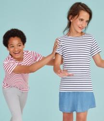 SOL'S Kids Miles Stripe T-Shirt image