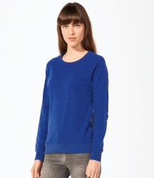 SOL'S Ladies Studio French Terry Raglan Sweatshirt image